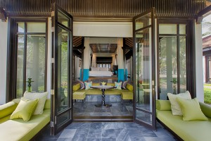 Phan Nguyen Company provided and installed movable walls for Park Hyatt Resort Saint Kitts in Caribbean.